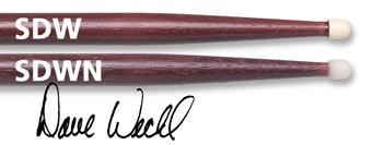 Vic Firth Signature Series  Dave Weckl dobverő, SDW
