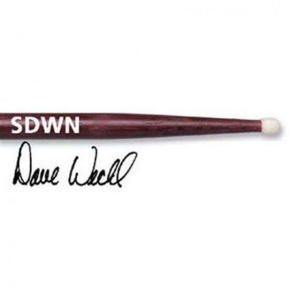 Vic Firth Signature Series  Dave Weckl nylon tip dobverő, SDWN
