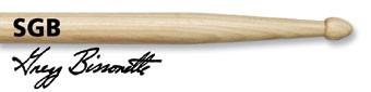 Vic Firth Signature Series  Gregg Bissonette dobverő, SGB2