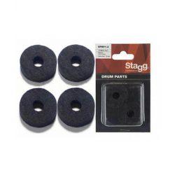 Stagg cintányér vékony filc SPRF1-4