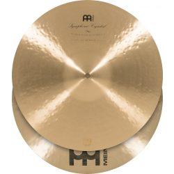 """Meinl Symphonic Medium 16"""" cintányér párban  SY-16M"""