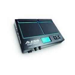 Alesis SamplePad 4 hangmintákkal bővííthető elektromos percussion ütőfelület