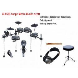 Alesis Surge Mesh  Kit elektromos dobszett RAKTÁRON
