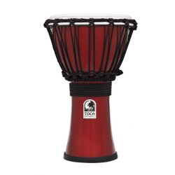 "Toca 7"" Djembe Freestyle Colorsound Series TFCDJ-7MR"
