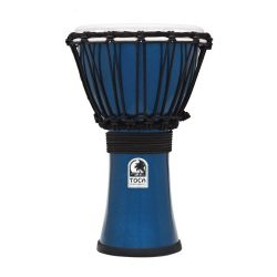 """Toca 7"""" Djembe Freestyle Colorsound Series TFCDJ-7MB"""