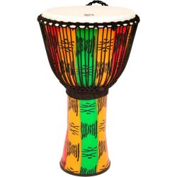 TOCA Freestyle II Rope Tuned djembe, TF2DJ-12S