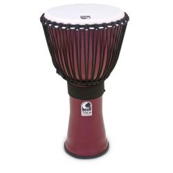 TOCA Freestyle II Rope Tuned djembe, TF2DJ-12R