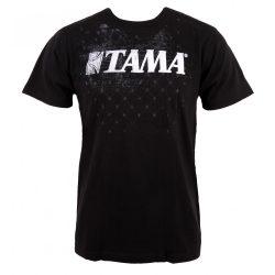 Tama T-Shirt fekete színben TT10REGBK