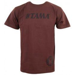 Tama T-Shirt barna színben TT313-