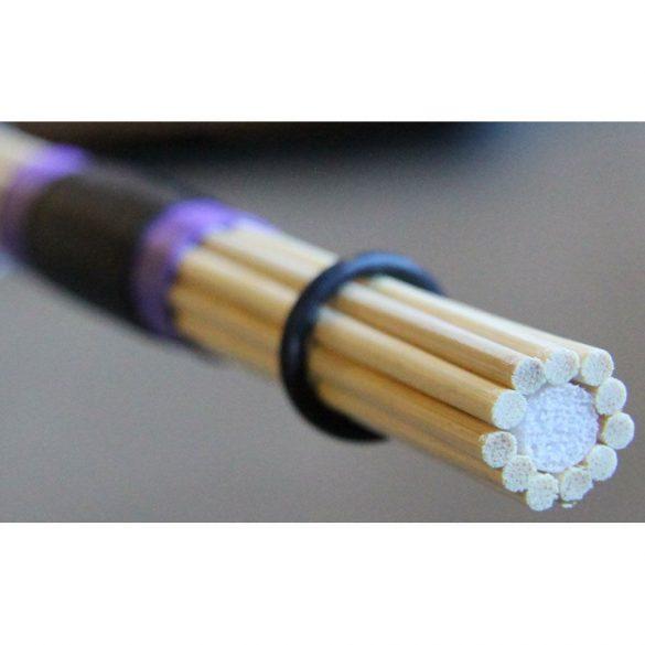Vic Firth Steve Smith Tala Wand  Bamboo unplugged verő TW11
