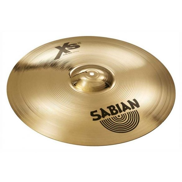 "Sabian XS20 20"" Rock Ride cintányér, XS2014B"