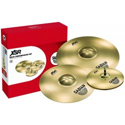 Sabian XSR Rock Performance  cintányér set, XSR5009B