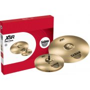 Sabian XSR First Pack  cintányér set,XSR5011B