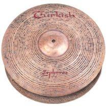 """Turkish Zephyros 14"""" Hi-Hats lábcintányér, Z-H14"""
